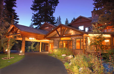 Custom Tahoe Home