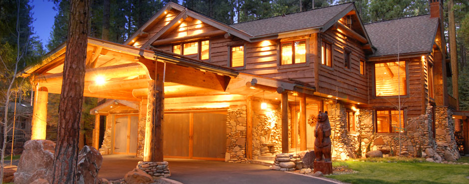 Grand Style In The Sierras